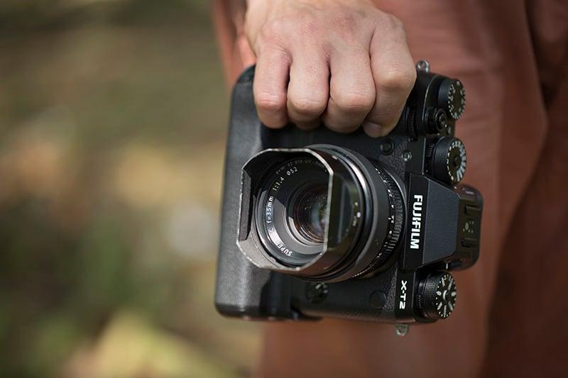 First Impressions Of The Fujifilm X T2