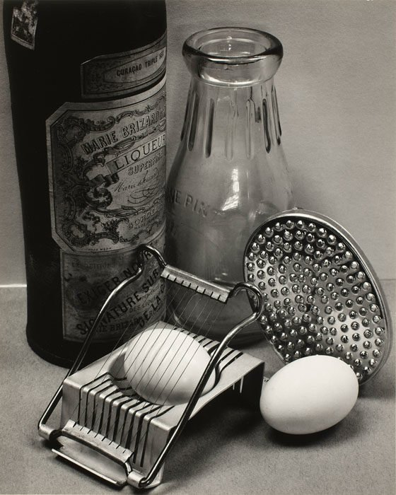 Ansel Adams, Still Life, San Francisco 1932