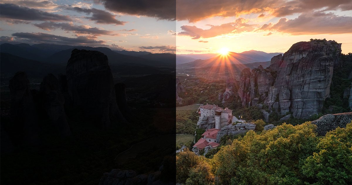Before & After: This is How Far You Can Push a Fuji X-T2 RAW File in Post