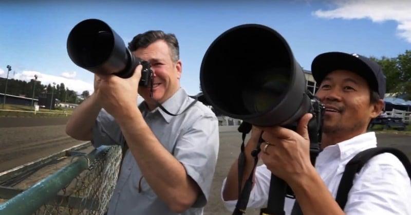 Fuji X-T2 vs Nikon D810: Sport Photography Comparison