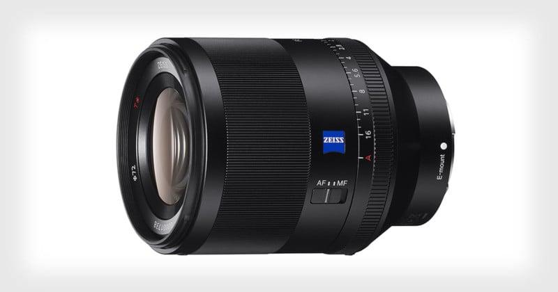 Sony FE 50mm f/1.4 Packs 11 Aperture Blades for 'Stunning Bokeh'