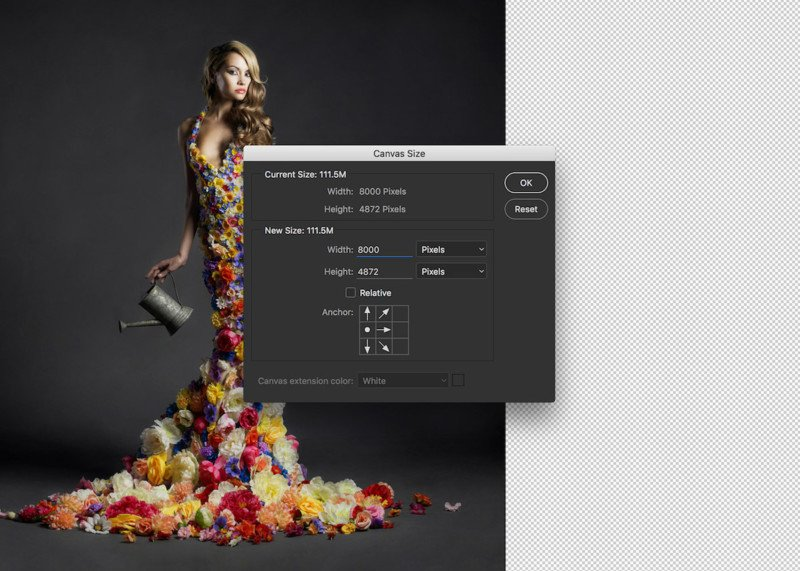 Photoshop Tutorial: How to Make Your Model Look Like They're