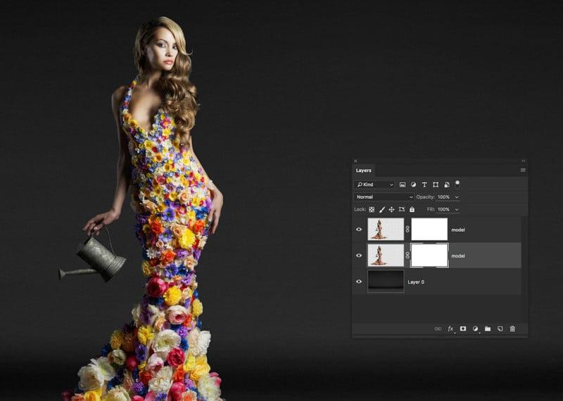 【碎片后制】超强PHOTOSHOP花朵纺纱碎片后制教学