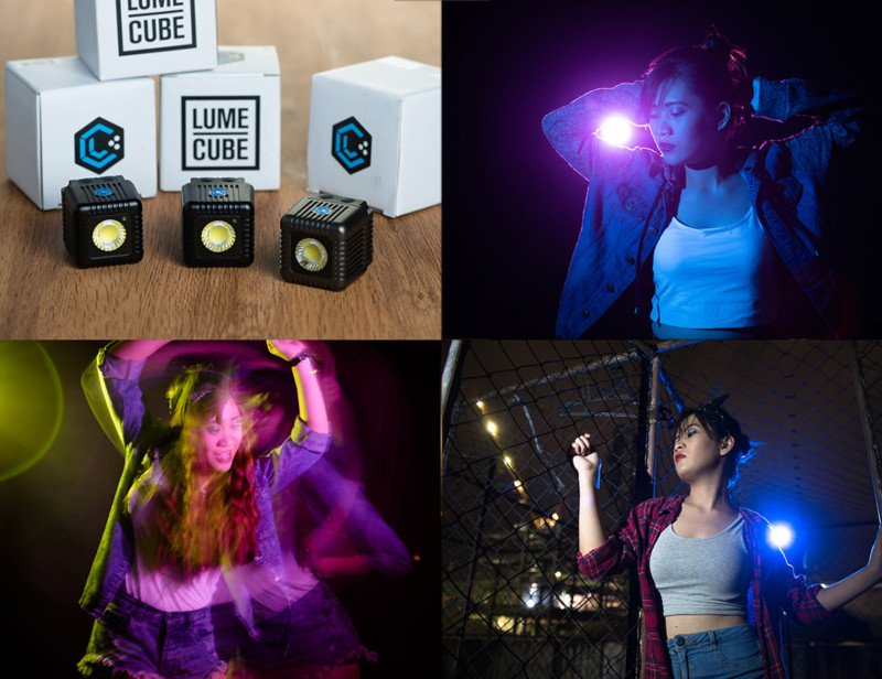 Lighting Portraits With A Lume Cube