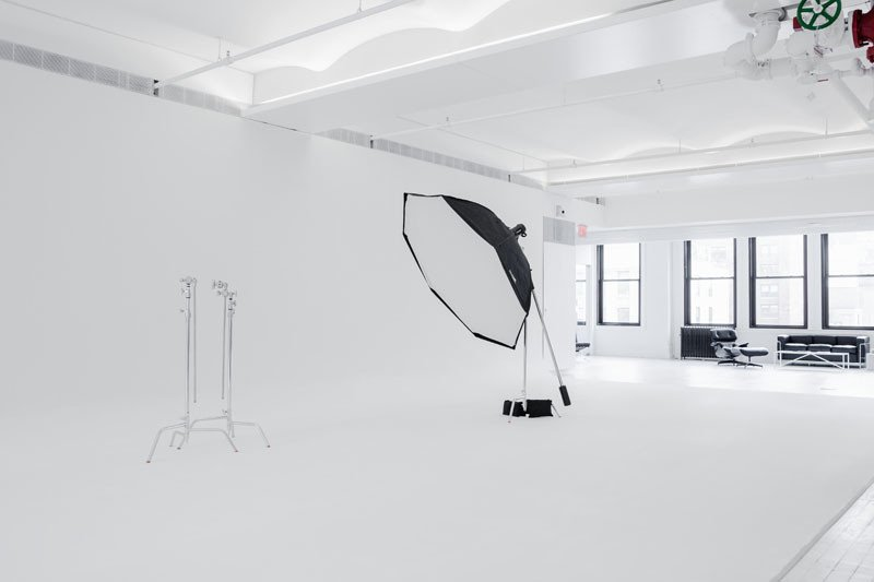 VSCO Opens a Free-to-Use Giant Photo Studio in NYC