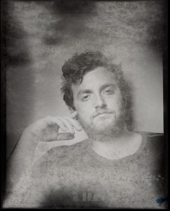 Jacob Salzer, a Milwaukee Painter  // on Kodak RC Multigrade Lustre