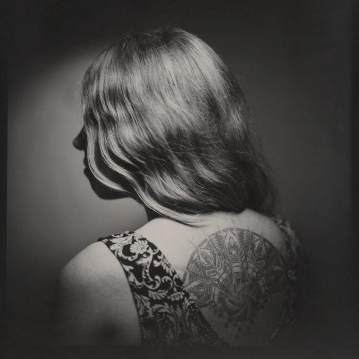 Jessi Paetzke, a Milwaukee Photographer // printed on Agfa Brovira #2