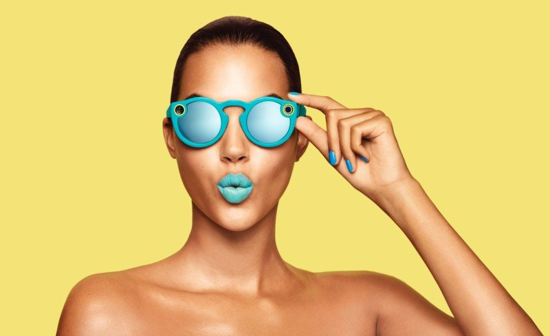 aa95a0494c7 Snapchat Announces Spectacles   130 Camera Sunglasses