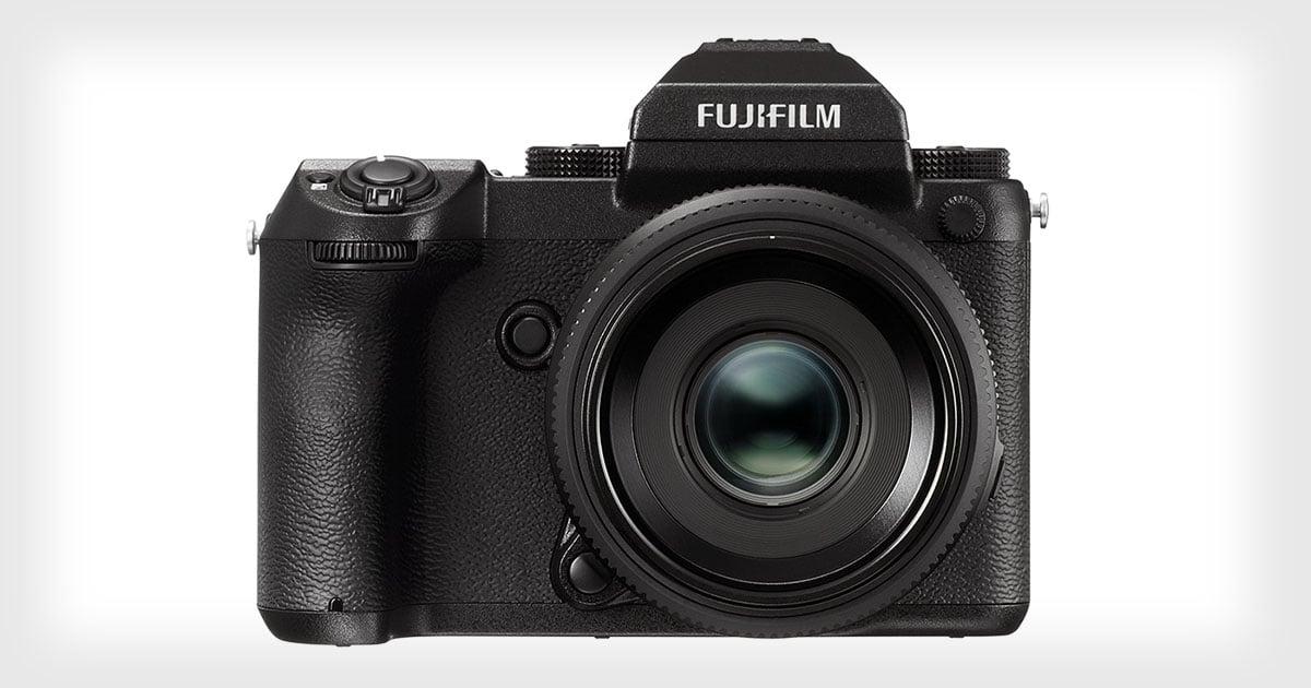 Fujifilm Anuncia su Camara Mirrorless en Medio Formato