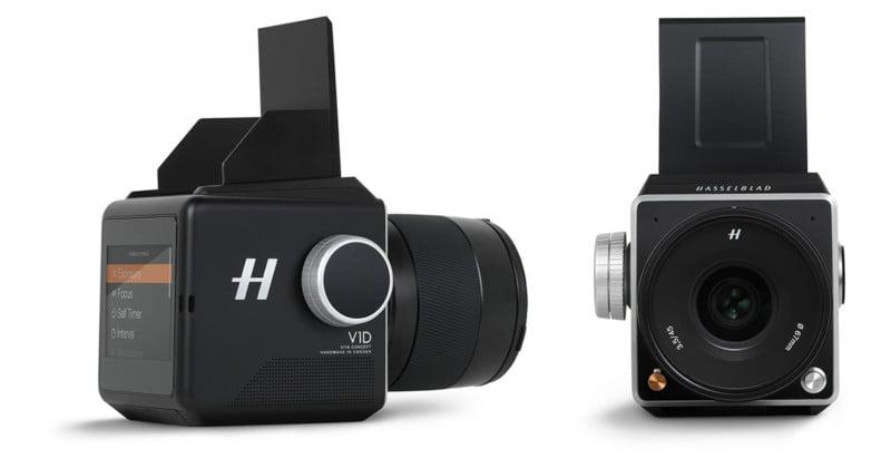 Can Hasselblad Compete Against Fujifilm in Medium Format?