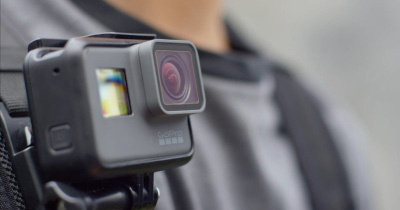the gopro hero5 black waterproof stabilized voice commands more