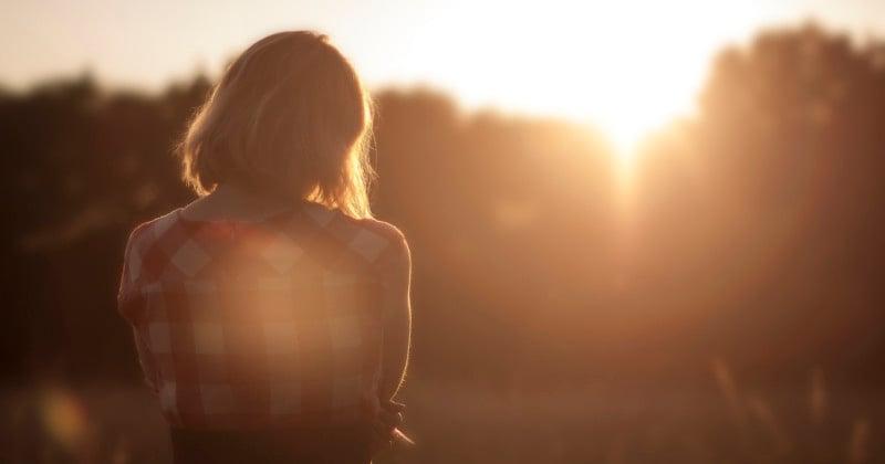 sunsetwoman