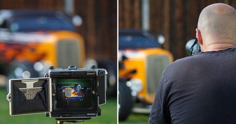Shooting a 300-Megapixel Photo: Film vs Digital
