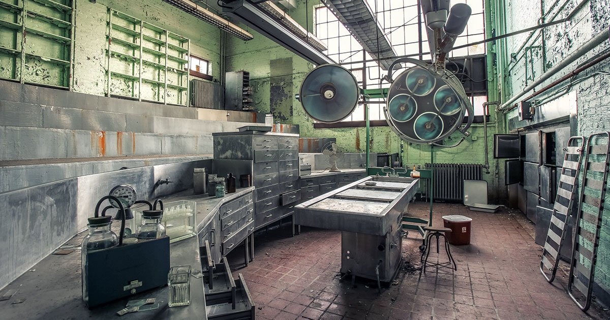 eerie photos of america s abandoned asylums