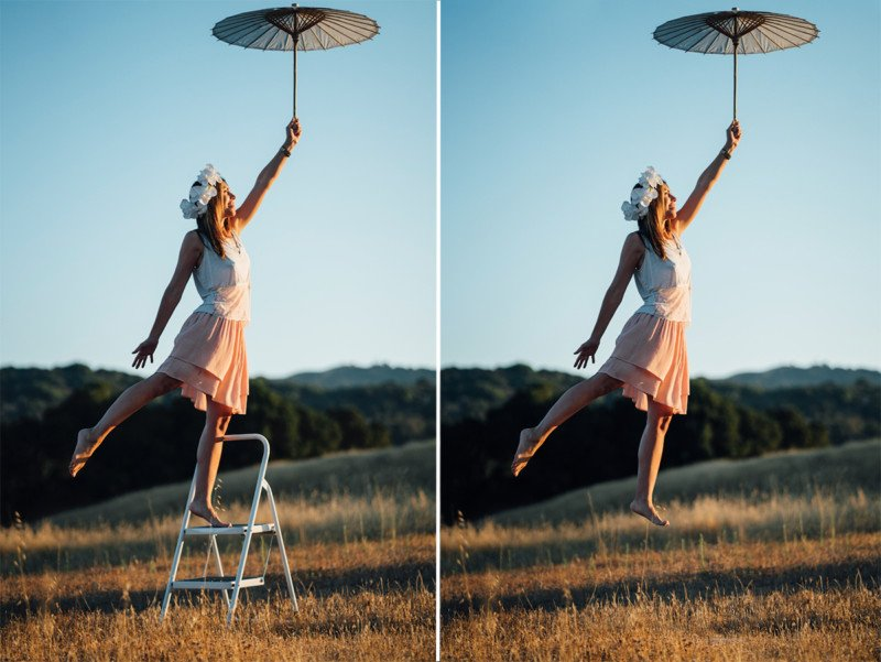 levitation tricks before creative tips fotografie shots plus photoshop fun cards umbrella amazing fotos camera poses fotografia create illusion petapixel