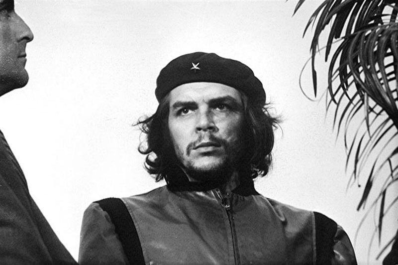 """Guerrillero Heroico"". Alberto Korda's iconic photograph of Che Guevara"
