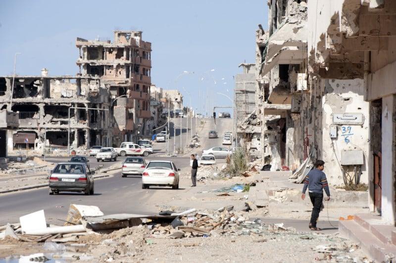 DDG/ECHO - Demining Sirte