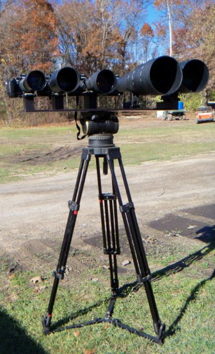 This Guy Is Selling An Insane Ultimate 5 Lens Rig On Craigslist