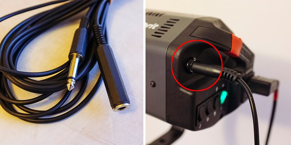 You can simply purchase an extension cable to extend the reach of your optical slave to another room.