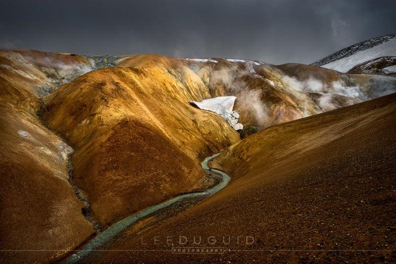 Kerlingarfjoll, Iceland – Single Exposure, no filters, Sony A7r