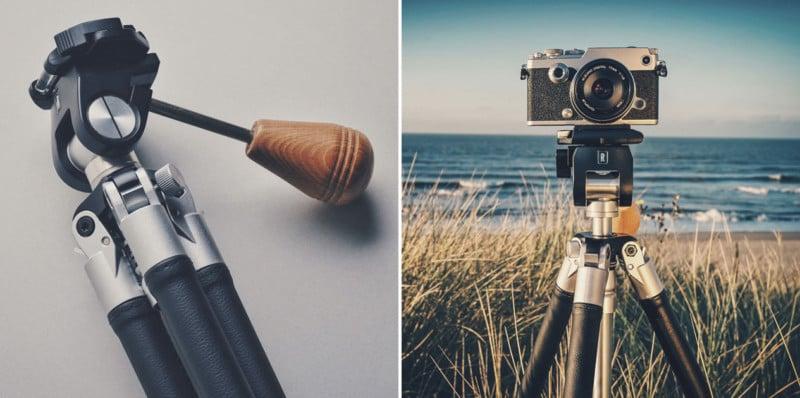 The Cokin Riviera Classic is a Retro Tripod that Matches Your Retro Camera