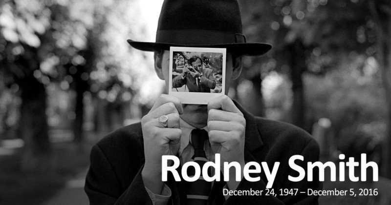 RIP: Photographer Rodney Smith Dies at 68