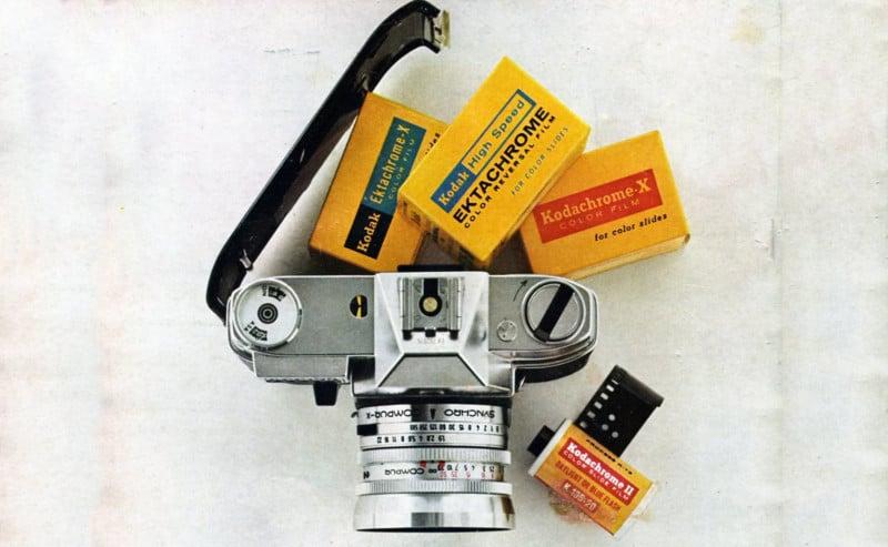 Kodak 'Investigating What it Would Take' to Bring Back Kodachrome