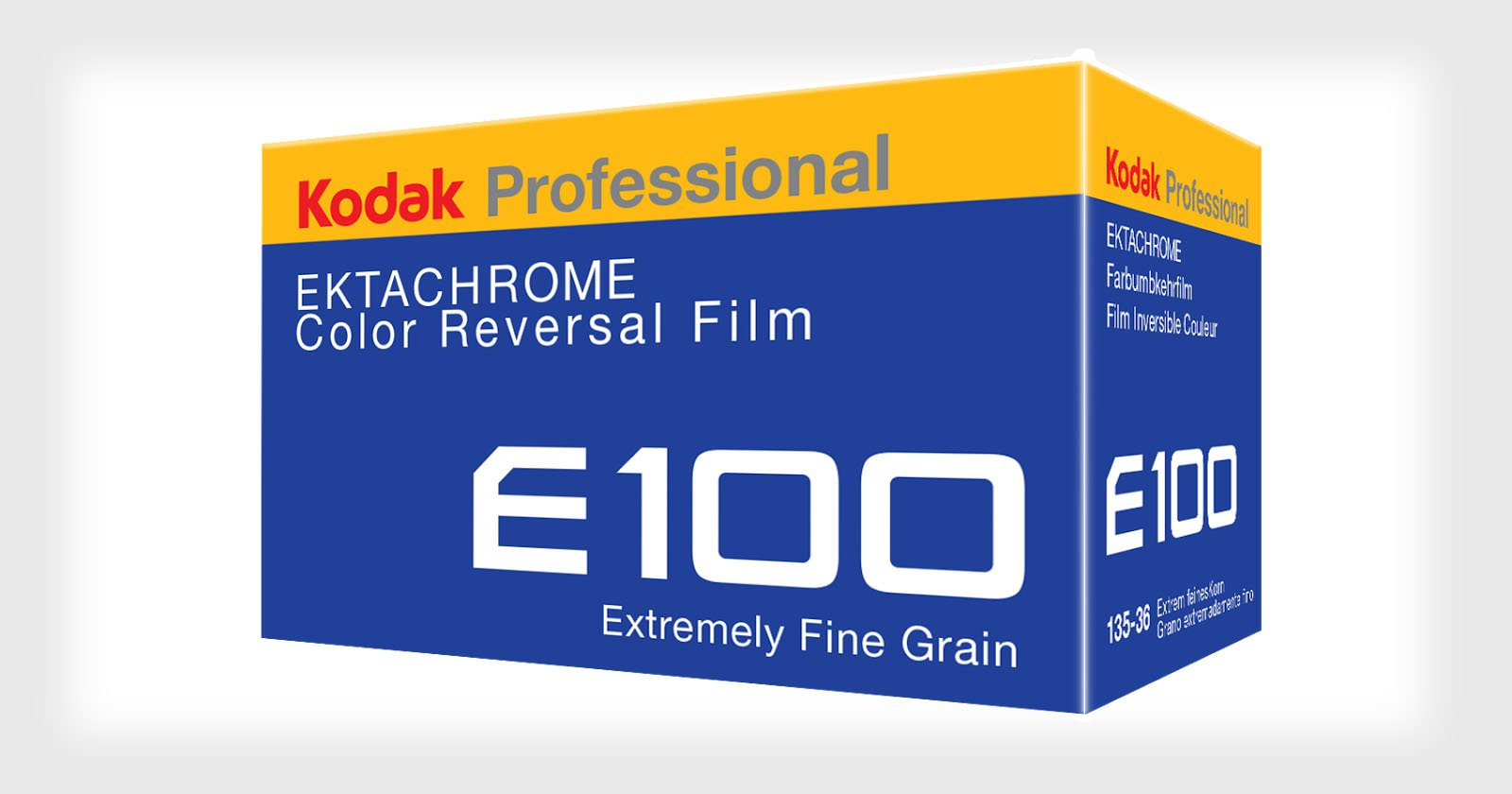 Kodak Ektachrome is Now in the Hands of Testers