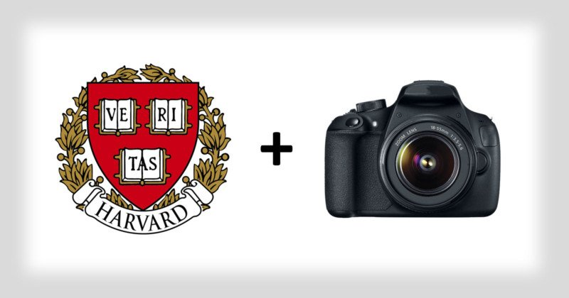 Harvard Has a Free Online 12-Module Digital Photo Course
