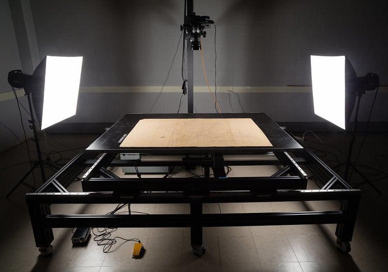 UConn Digital Production Lab X-Y Table System