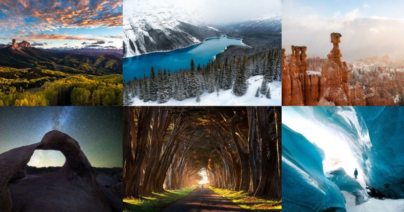 I Photographed the Wonders of North America on a 15,000 Mile Trip