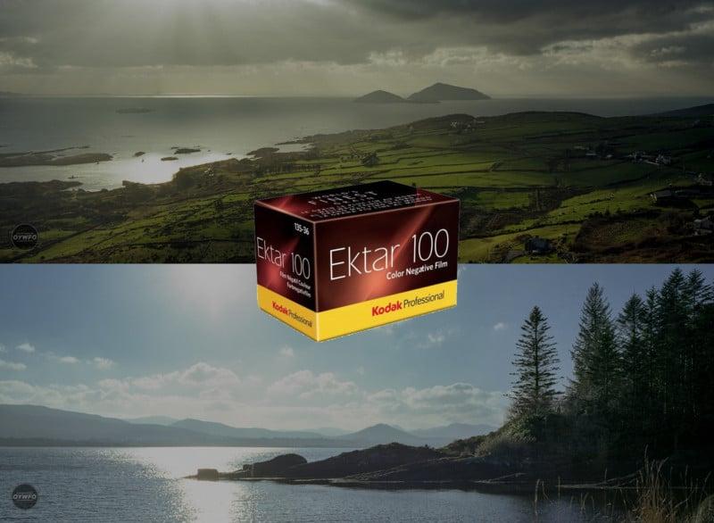 Kodak Ektar 100: An Ideal, Affordable Film for Landscape Photography