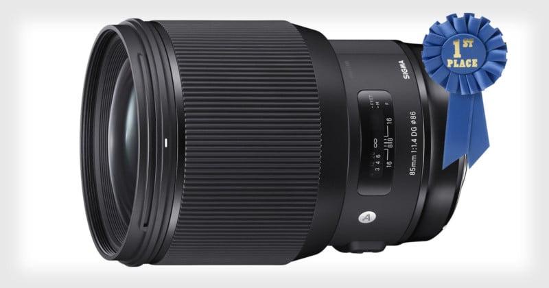 Sigma 85mm f/1.4 Art Lens Awarded Highest Score Ever by DxOMark
