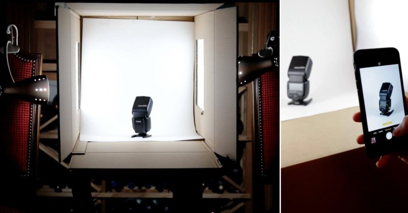 How to Build a Great DIY Lightbox for Under $50