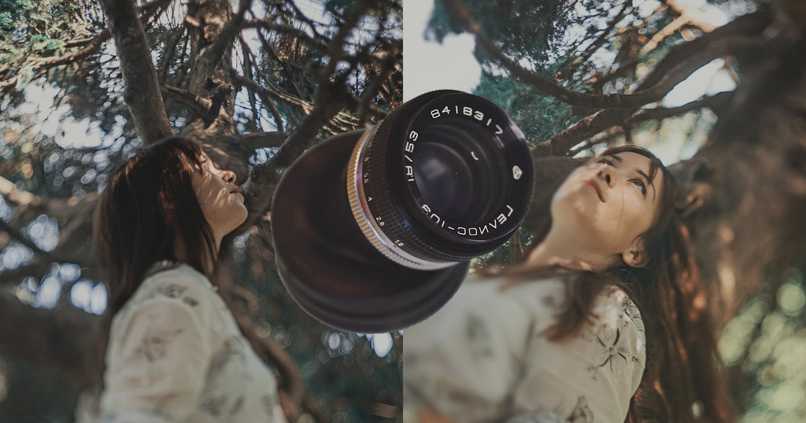 Turn A Cheap Vintage Lens Into Diy Selective Focus For 10 Hacks And Mods Led Camera