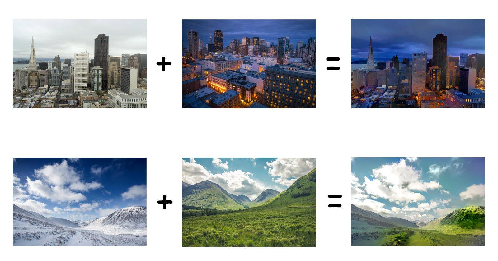 Impressive Adobe Algorithm Transfers One Photo's Style Onto