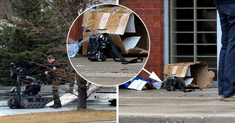 Photographer\'s Stolen Cameras Blown Up by Bomb Squad