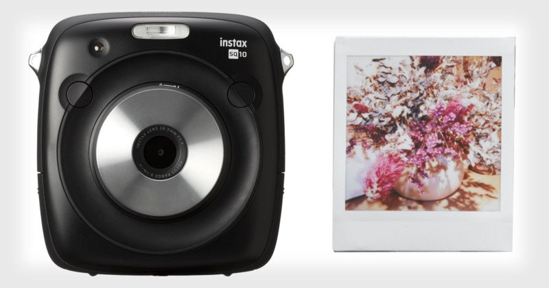 fujifilm sq10 is the first hybrid instax camera digital pics and square prints. Black Bedroom Furniture Sets. Home Design Ideas