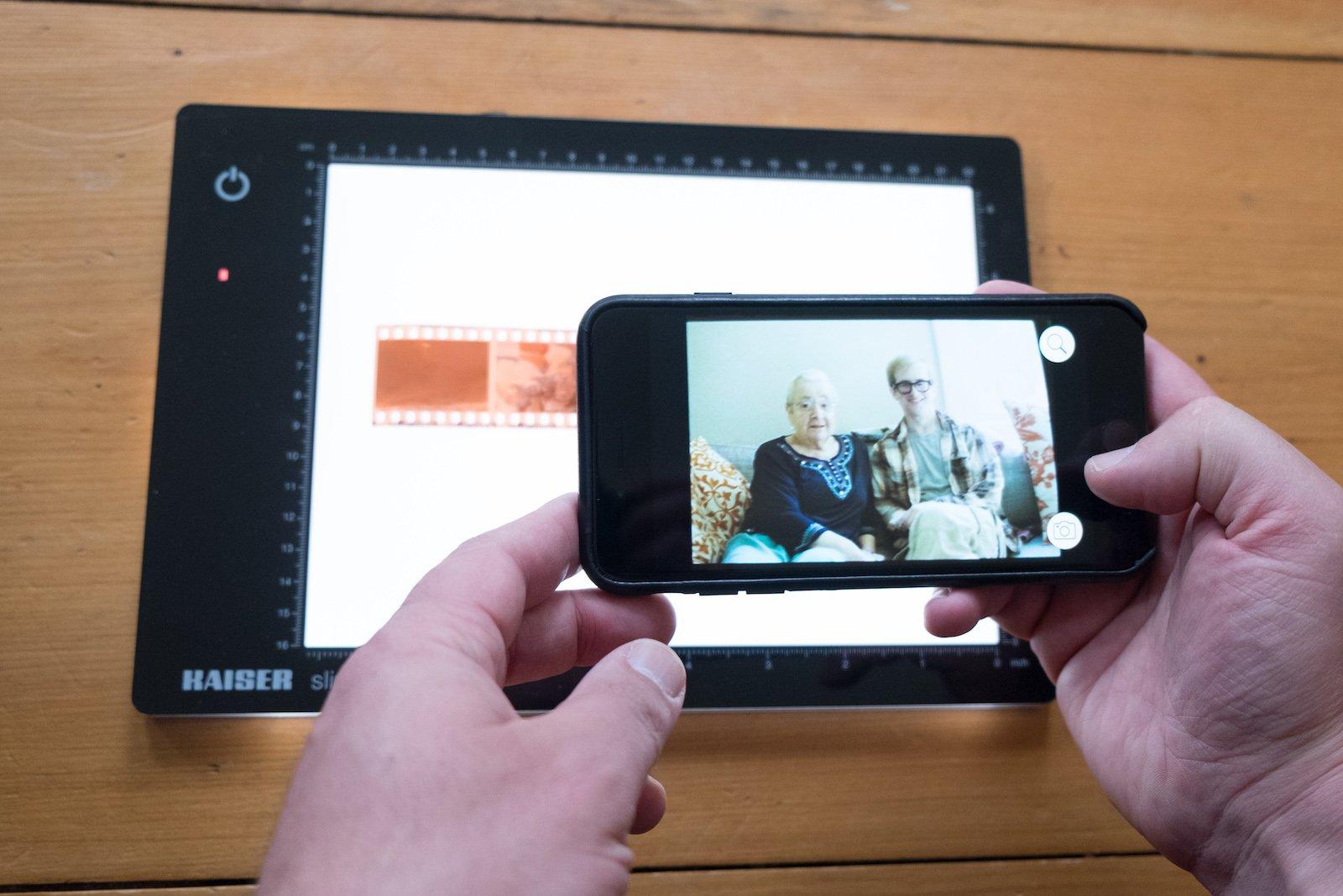 Ingenious 'FilmLab' App is the Easiest Way to Turn Negatives
