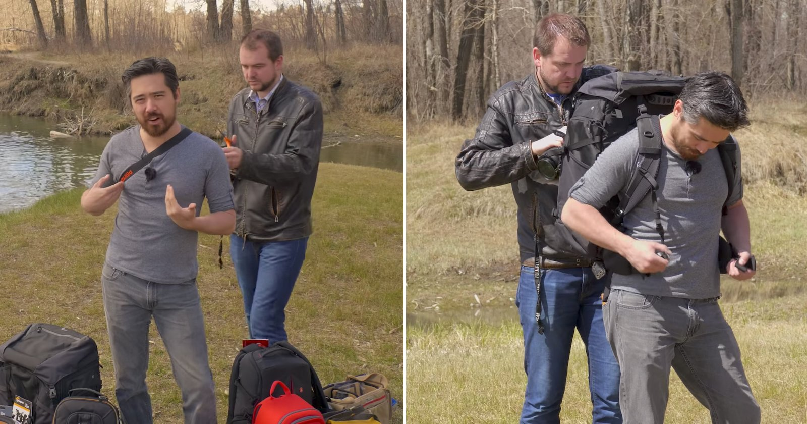 The Best and Worst Ways to Carry Your Camera Gear: Straps, Slings, and More