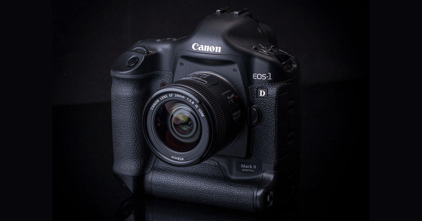 Canon EOS 10D Camera WIA New
