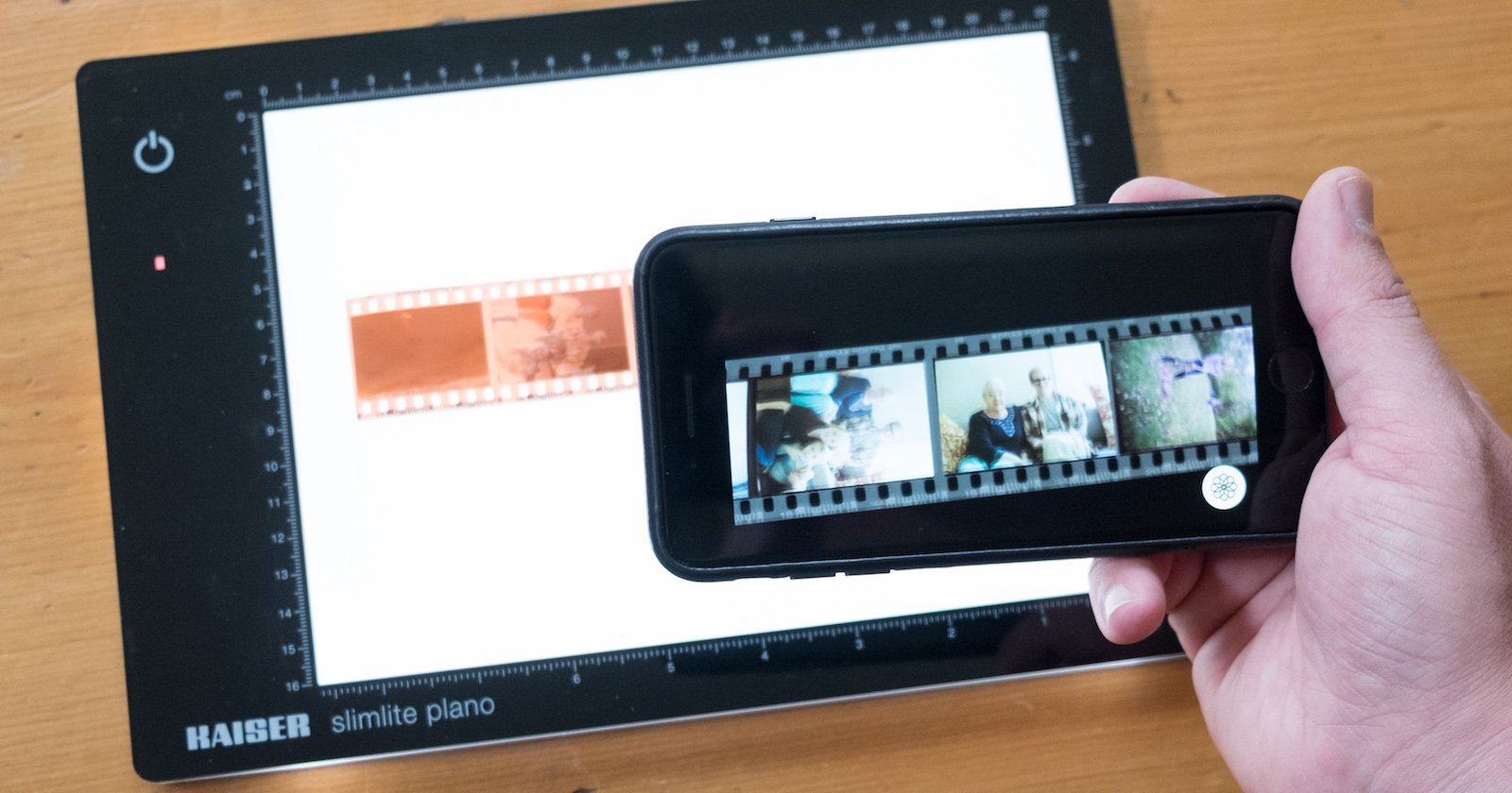 Ingenious 'FilmLab' App is the Easiest Way to Turn Negatives Into Digital Files