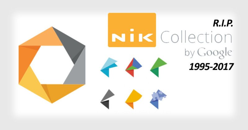 Google ends support for its Nik Collection photo editing software