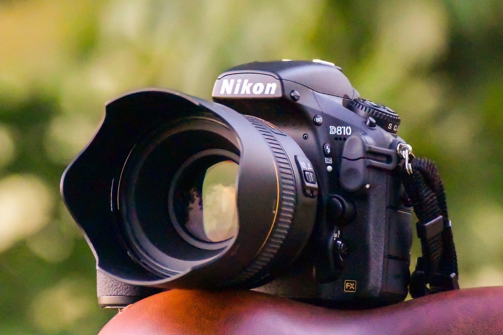 Cameras - Magazine cover