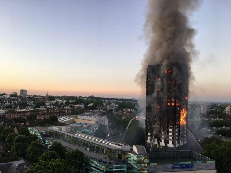 Photographer Khadija Saye Dies in London Grenfell Tower Fire