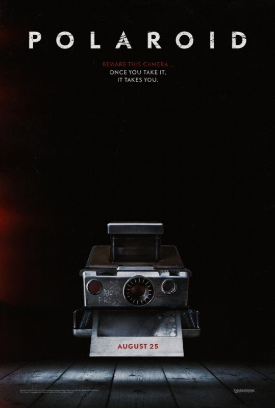 'Polaroid' is a New Horror Film About a Haunted Instant Camera