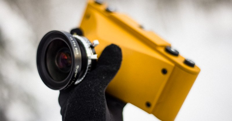 This Photographer Couldn't Afford His Dream Camera, So He 3D Printed One