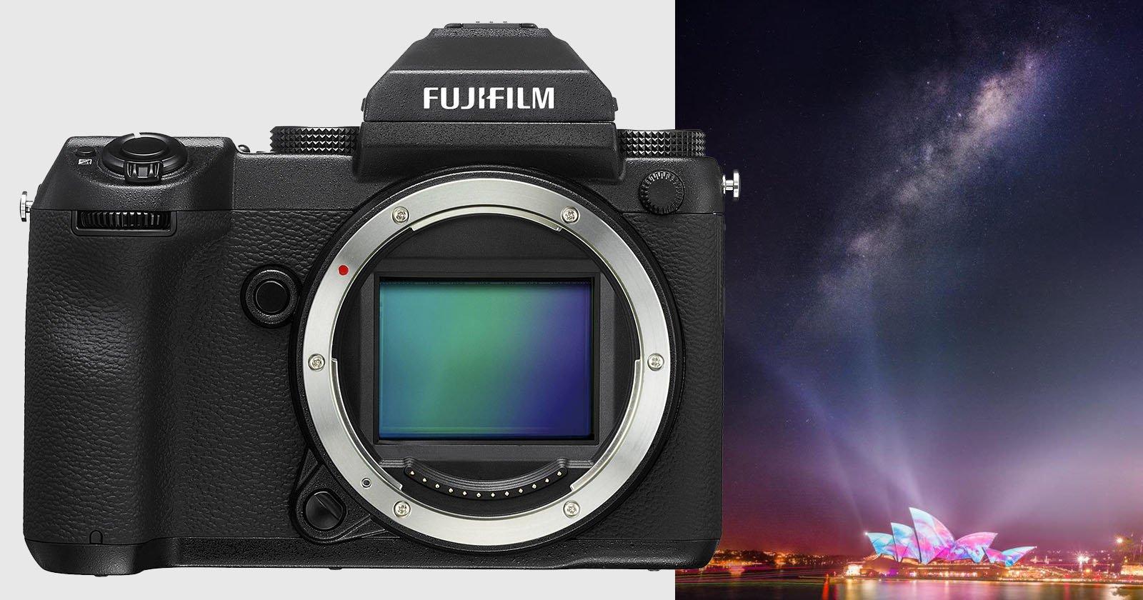 The Fujifilm GFX 50S's High ISO Quality is Insane