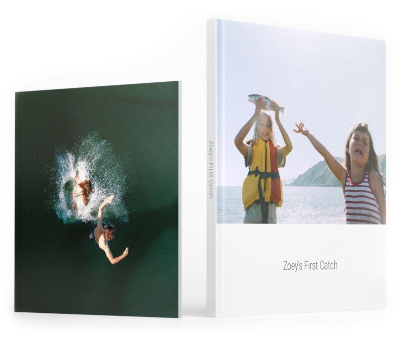 A Look at Google's $20 Photo Book in a Hands-On Review