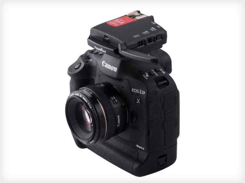 PocketWizard Unveils 'Future-Proof' FlexTT6 Transceiver for Canon DSLRs